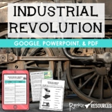 Industrial Revolution | Distance Learning | GOOGLE