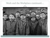 Industrial Revolution 9-10th grade