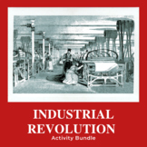 Industrial Revolution Activity Bundle