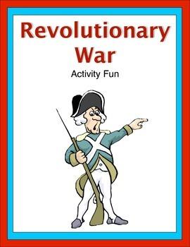 Industrial Revolution Activity Fun