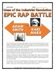 Industrial Revolution - Adam Smith and Karl Marx (Epic Rap Battle Project)