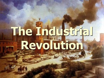 Industrial Revolution Assessment