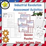 Industrial Revolution Assessment Activities