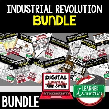 Industrial Revolution BUNDLE  (World History)