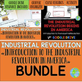 Industrial Revolution Begins in America BUNDLE