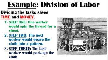 Industrial Revolution - CLASSWORK/HOMEWORK BUNDLE