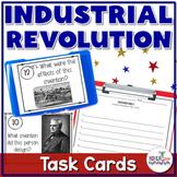 Industrial Revolution Card Sort Activity