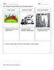 Industrial Revolution Causes and Effects Activity Worksheet CCLS