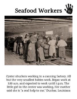 Industrial Revolution Child Labor Gallery Walk and Analysis