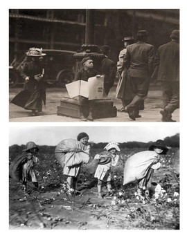 Industrial Revolution: Child Labor Primary Source Analysis