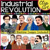 Industrial Revolution Clip Art