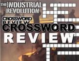 Industrial Revolution Crossword Puzzle Review