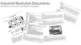 Industrial Revolution DBQ Complete Bundle