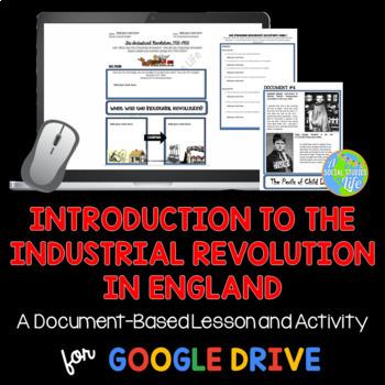 Industrial Revolution Document Based Activity