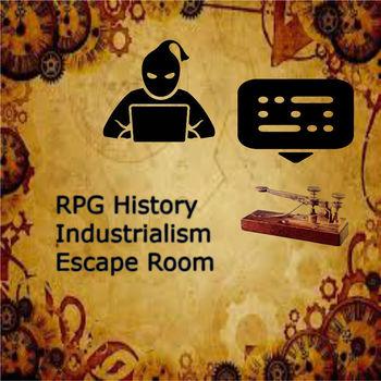 Industrial Revolution Escape Room