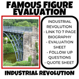 Industrial Revolution Famous Figure Evaluation Part II