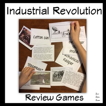 Industrial Revolution Games
