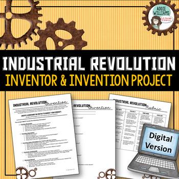 Industrial Revolution - DIGITAL / GOOGLE DRIVE