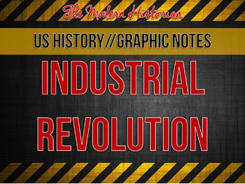 Industrial Revolution Graphic Notes