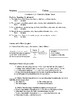 Industrial Revolution History Study Guide and Test