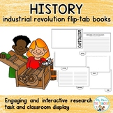 The Industrial Revolution Ideas and Movement Flip-tab Books