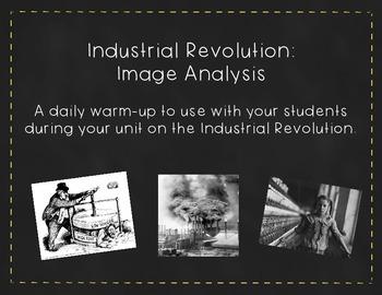 Industrial Revolution Image Analysis