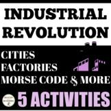Industrial Revolution Station Activities UPDATED