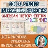 Industrial Revolution Interactive Notebook