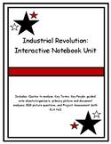 Industrial Revolution Interactive Notebook Unit