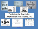 Industrial Revolution: Interactive Notebook and More