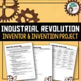 Industrial Revolution - Invention Poster Project