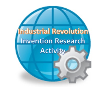 Industrial Revolution Invention Research Activity