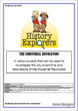Industrial Revolution - Inventions and Innovations (Resource Pack)