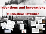 3. Industrial Revolution (Inventions and Innovations)