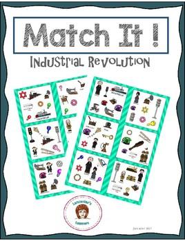 Industrial Revolution Match It