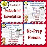 Industrial Revolution No-Prep Bundle
