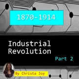 Industrial Revolution Part 2 for Special Education with complete lesson plans