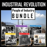 Industrial Revolution- People of Industry BUNDLE: Distance