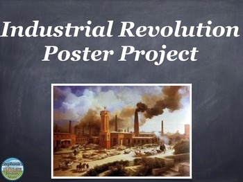 Industrial Revolution Poster Project