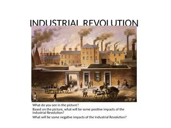 Industrial Revolution Power-Point