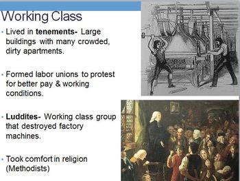 Industrial Revolution PowerPoint Lesson