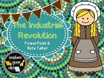Industrial Revolution PowerPoint & Note Taker