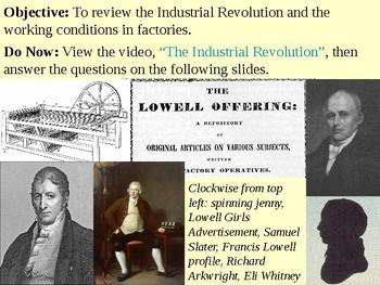 Industrial Revolution PowerPoint Presentation