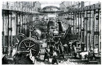 Industrial Revolution Quiz Using Google Forms