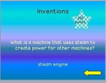 Industrial Revolution Review Game