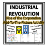 Industrial Revolution- Rise of the Corporation