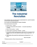 Industrial Revolution - Shark Tank Project