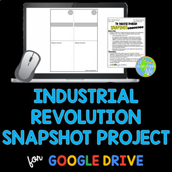 Industrial Revolution Snapshot Foldable Project