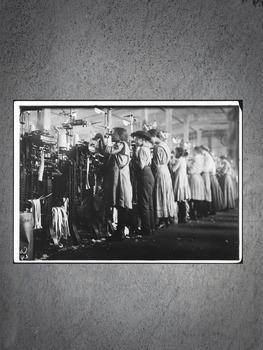 Industrial Revolution Socratic Seminar