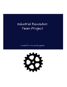 Industrial Revolution Team Project